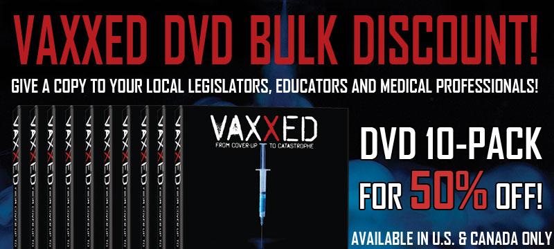 Vaxxed-Bulk-DVD