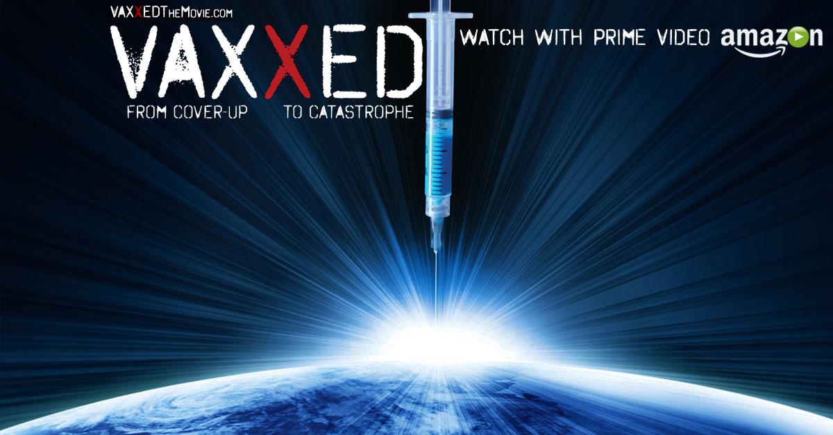 Vaxxed-Amazon-Prime