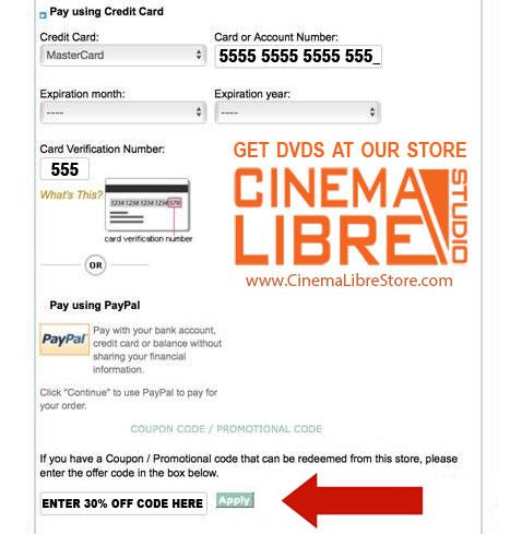 discount cls cinemalibrestore cinema libre store