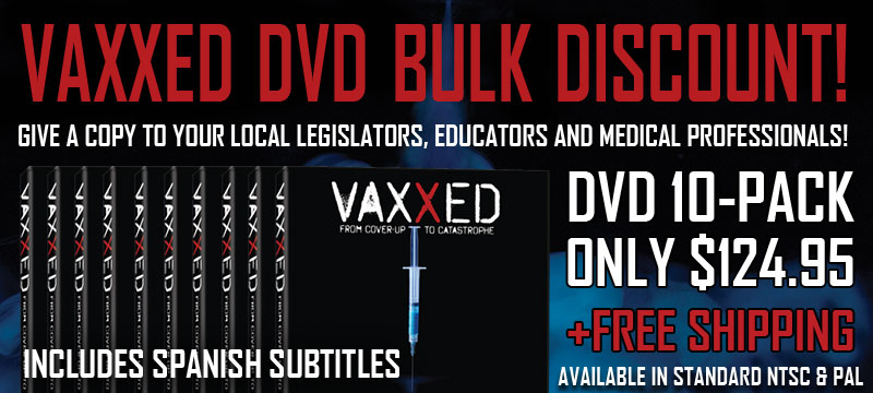 Vaxxed | From Cover Up to Catastrophe